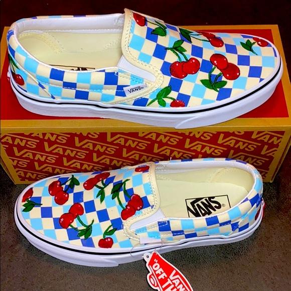 Vans Custom Classic Slip On shoes women